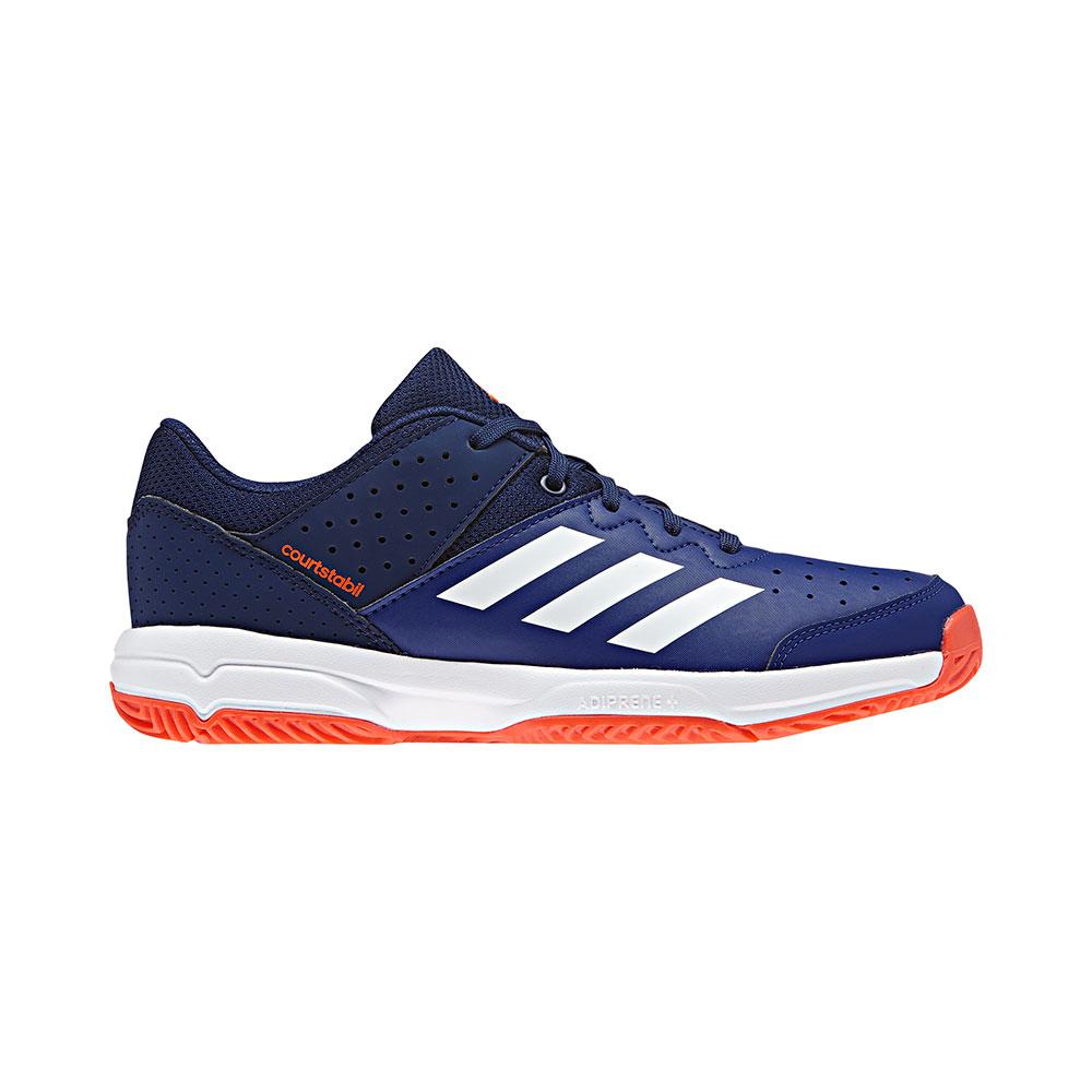 promo code c9383 a1a2e Adidas Ks Court Stabil Jr indoorschoen
