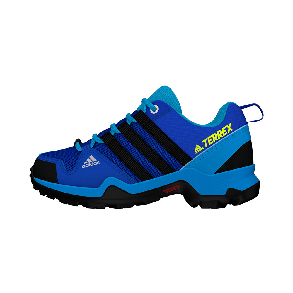 Adidas K's Terrex AX2R lage wandelschoenen