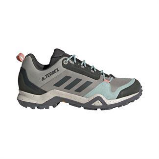 Adidas Terrex AX3 Blue lage wandelschoen Dames