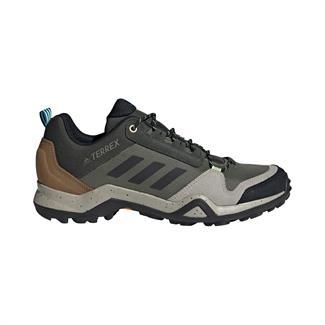 Adidas Terrex AX3 Blue lage wandelschoen Heren