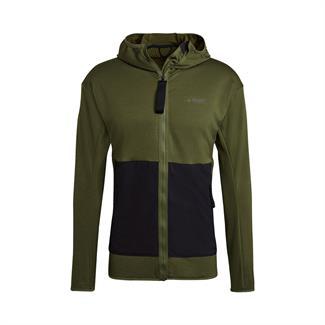 Adidas Texrrex Flooce LT Hooded Jacket heren