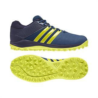 Adidas Unisex SRS4 Blue/Yellow Hockeyschoenen