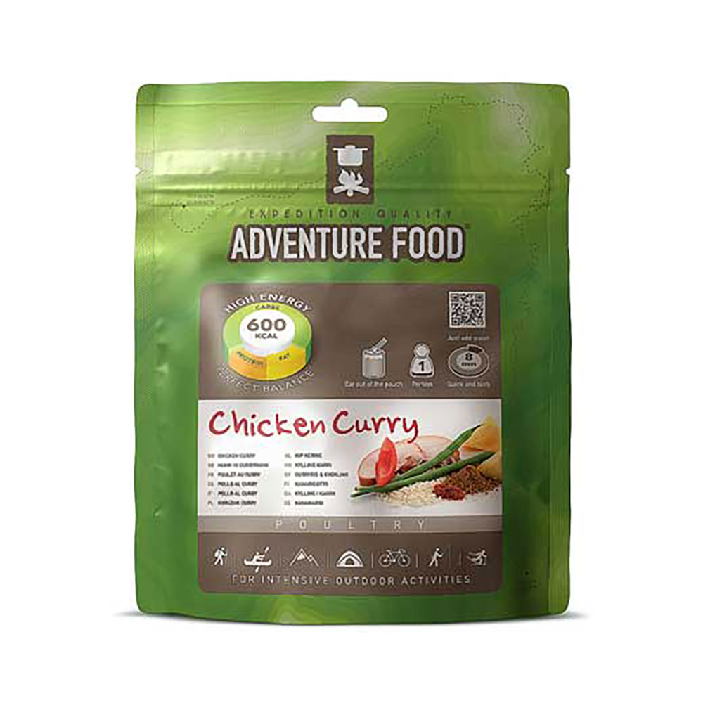 Adventure Food Chicken Curry 1p