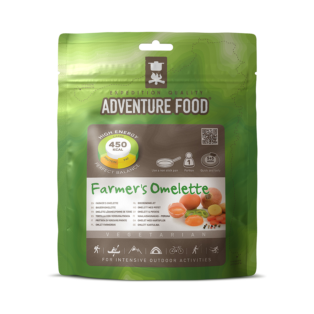 Adventure Food Farmer's Omelette