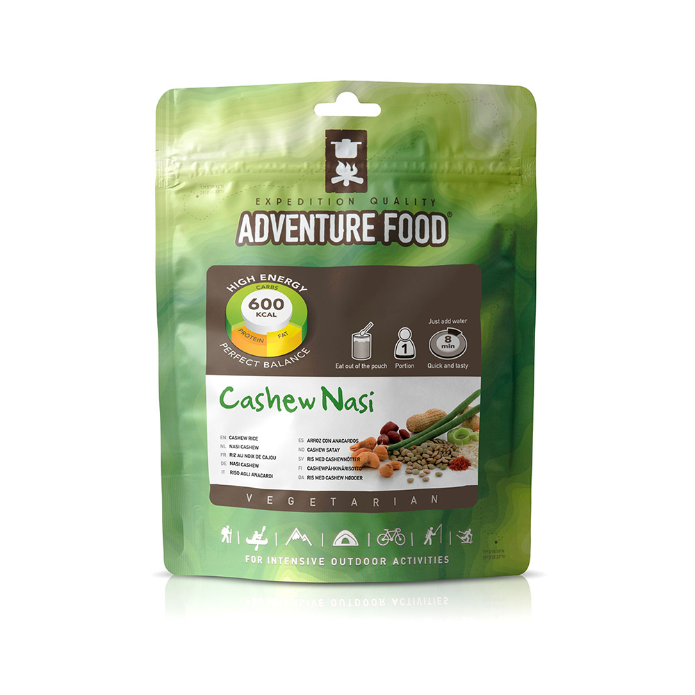 Adventure Food Nasi Cashew 1p