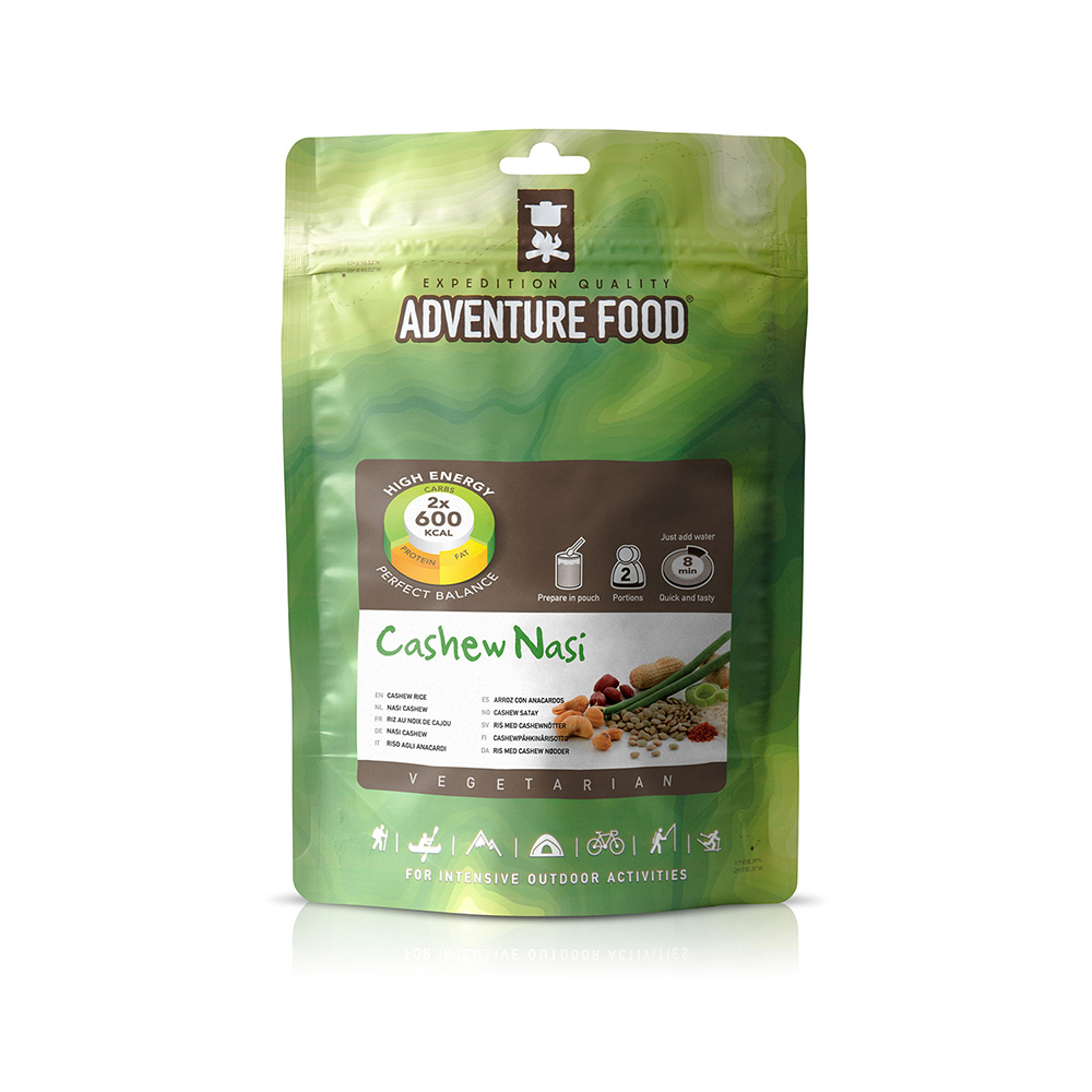 Adventure Food Nasi Cashew 2p