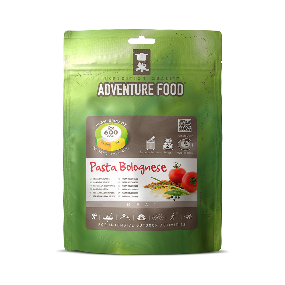 Adventure Food Pasta Bolognese 2p