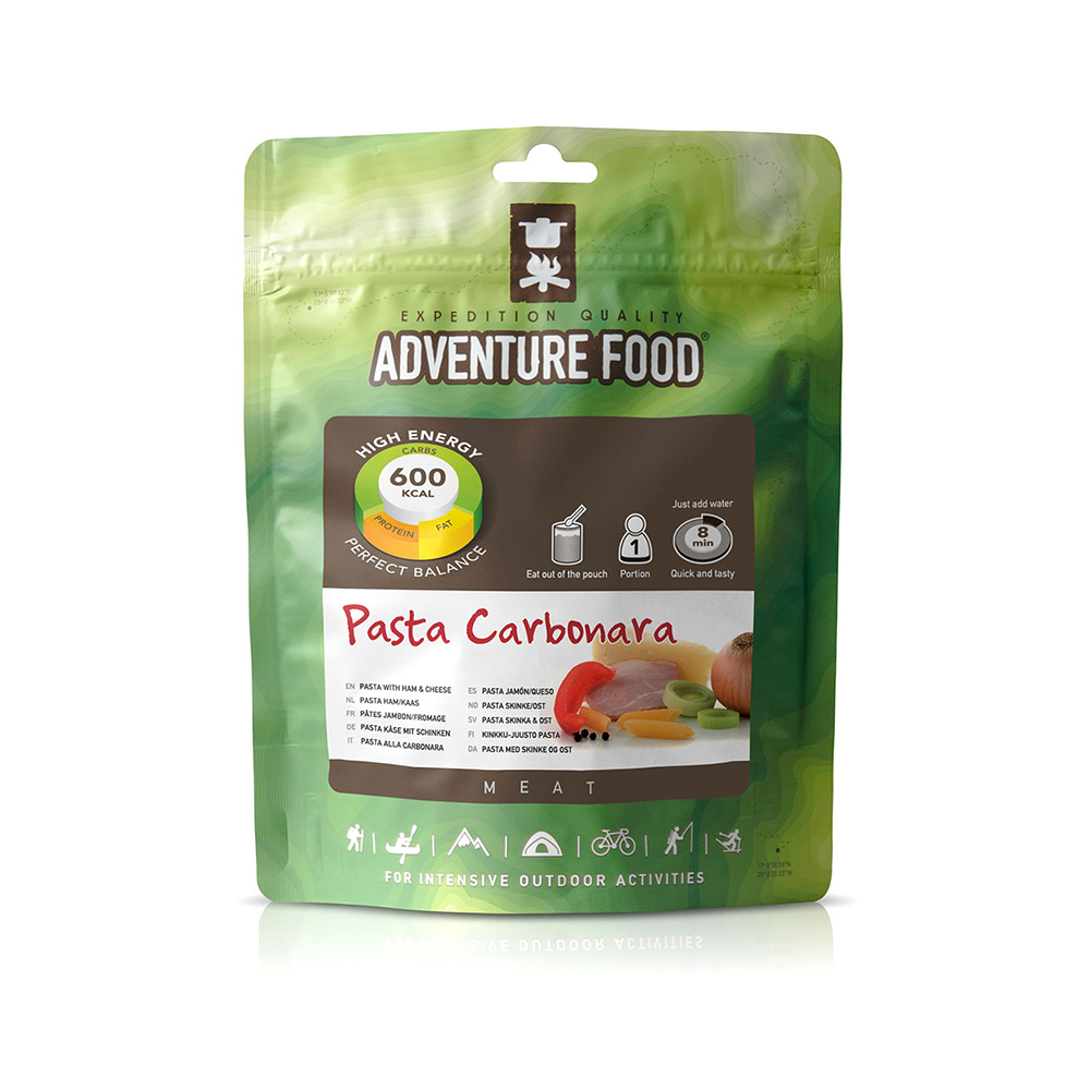Adventure Food Pasta Carbonara 1p