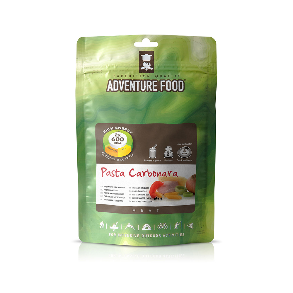 Adventure Food Pasta Carbonara 2p