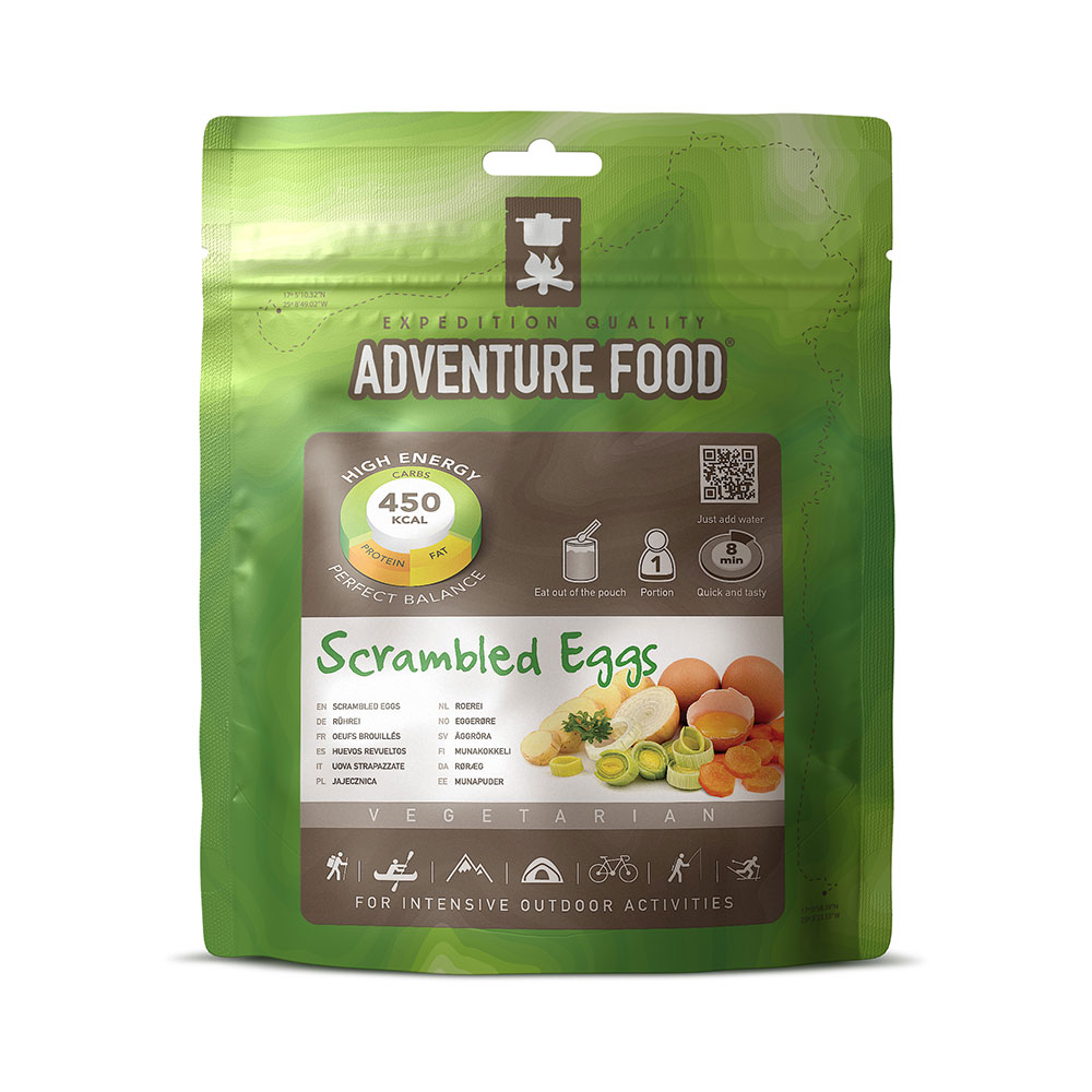 Adventure Food Scrambled Eggs 1p