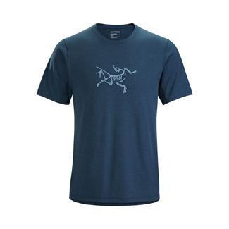 Arcteryx Cormac Logo SS T-shirt heren
