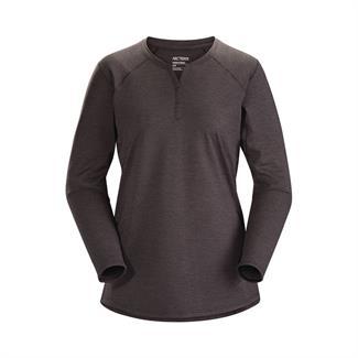 Arcteryx Kadem Henley LS T-shirt dames