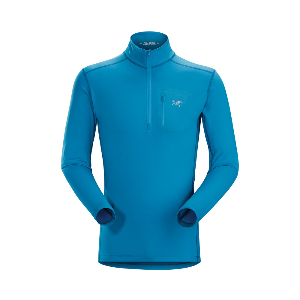 Arcteryx M's Rho LT zip pully