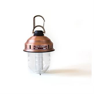 Barebones Beacon Light koper campinglamp