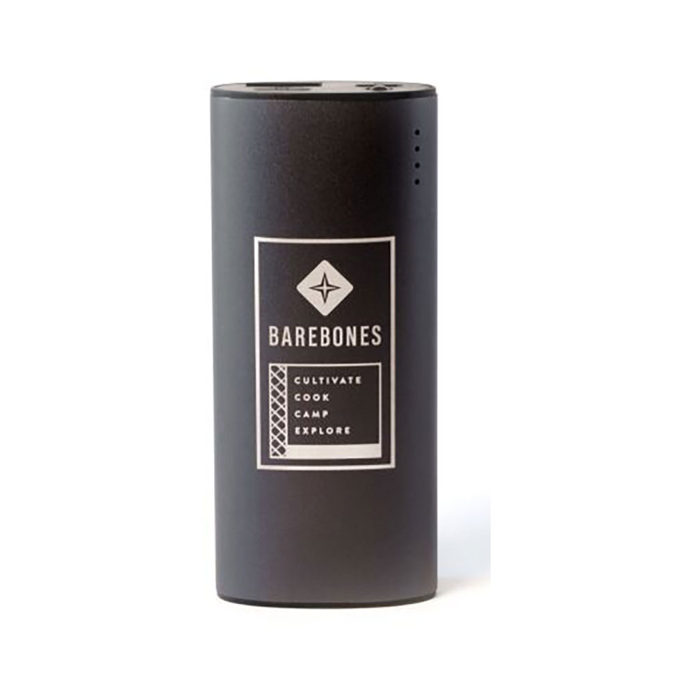 Barebones Portable charger / powerbank 4000/2,4Amp