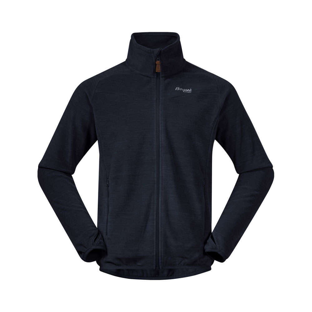 Bergans M's Hareid Fleece Jacket