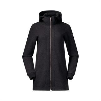 Bergans Oslo Wool Coat Dames