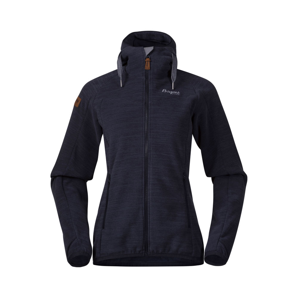Bergans W's Hareid Fleece Jacket