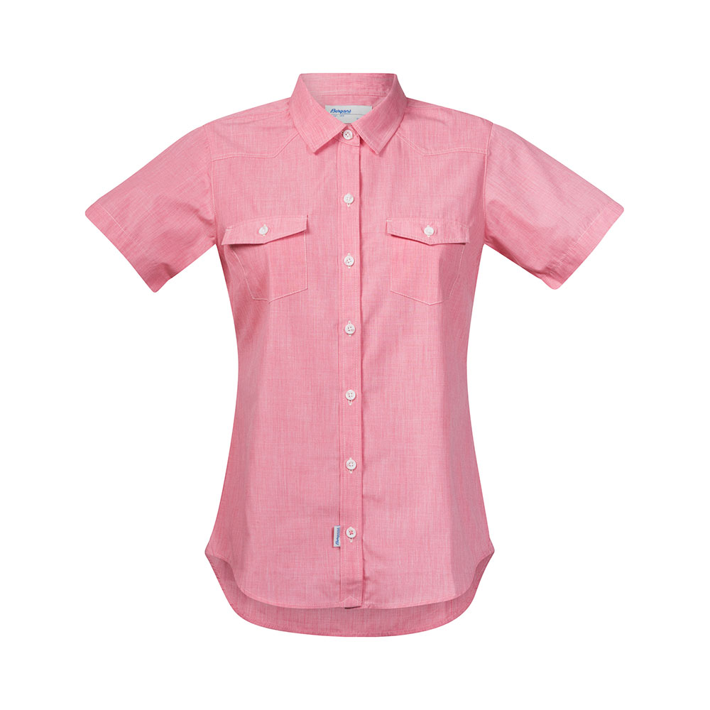Bergans W's Justoy Lady Shirt SS
