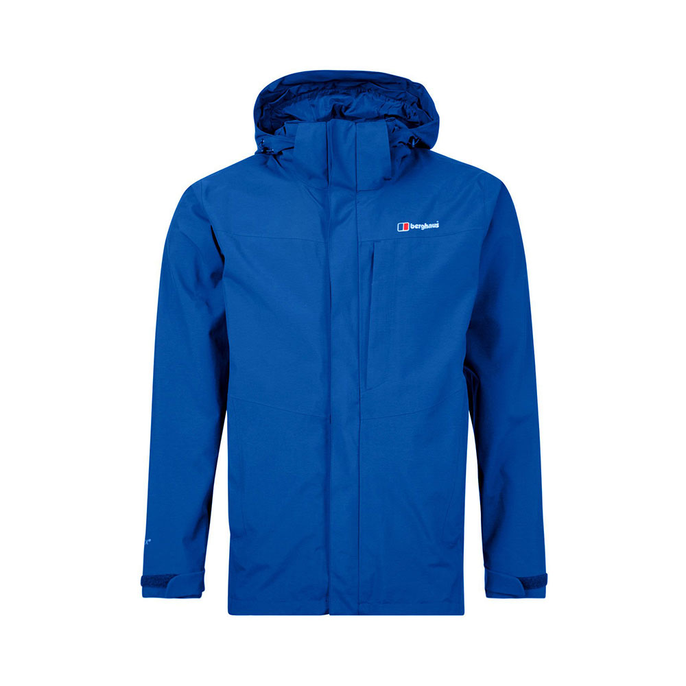 Berghaus M's Hillwalker Long IA Shell Jacket