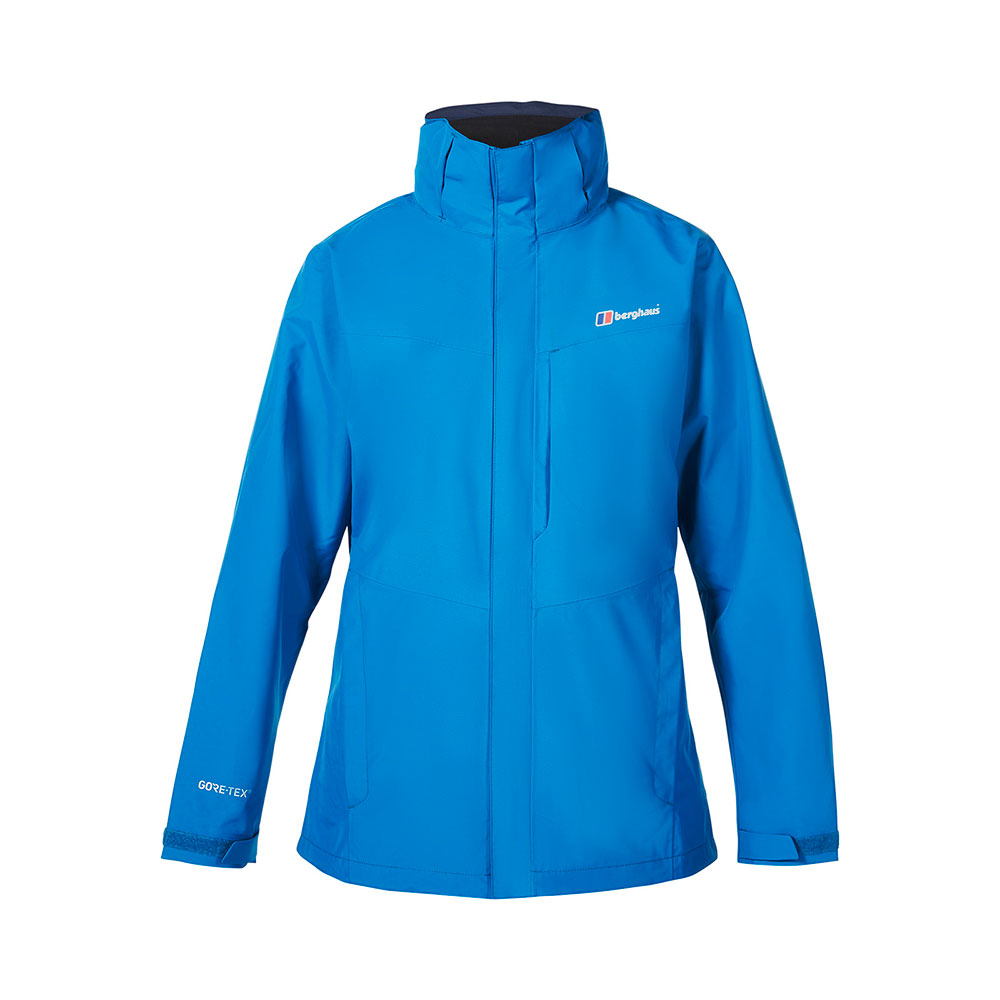 Berghaus W's Hillwalker Long Shell Jacket