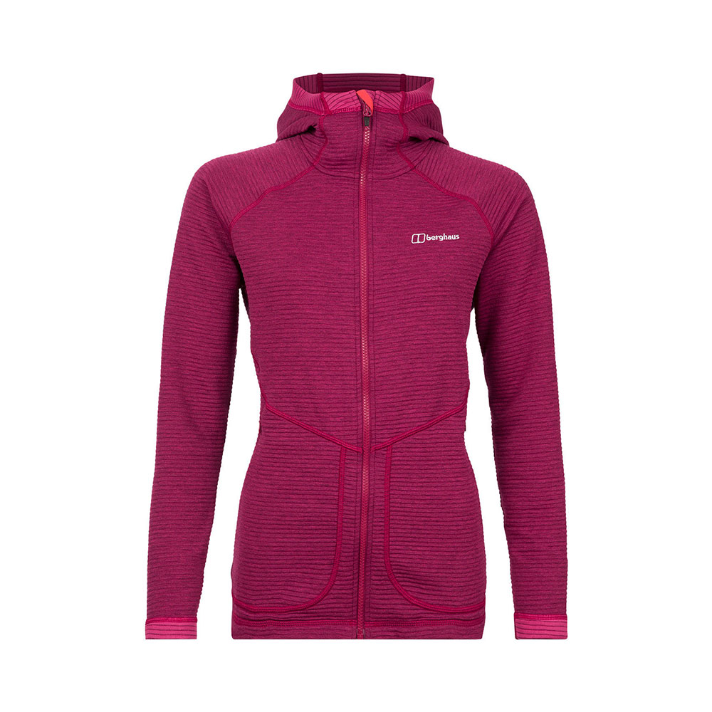 Berghaus W's Redonda Hooded Fleece Jacket