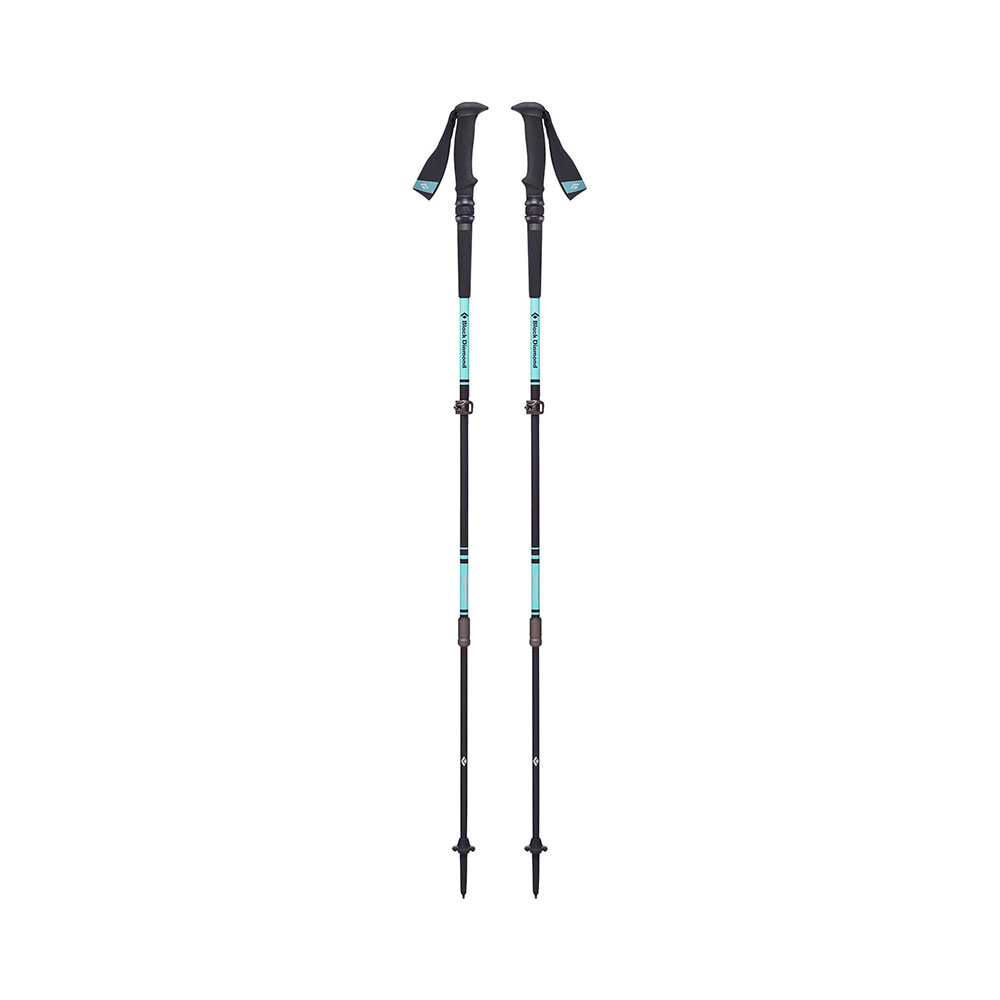 Black Diamond W's Trail Pro Shock Trekkingstokken