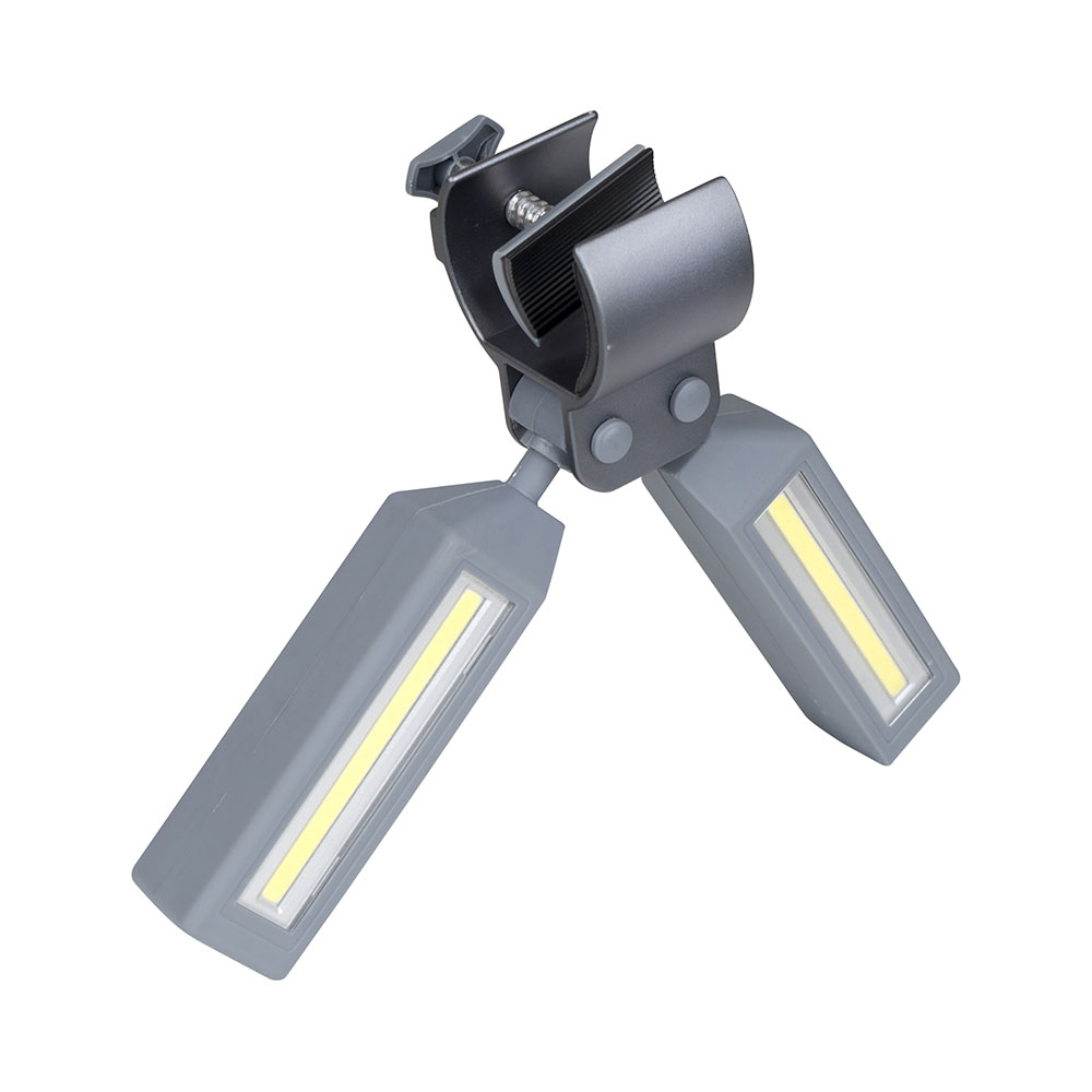 Bo-Camp Bright 500Lumen lamp met klem