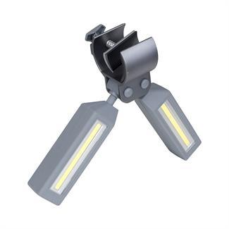 Bo-Camp Bright 500Lumen lamp met klem
