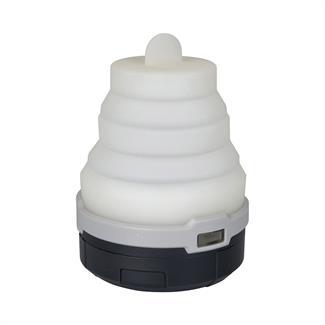 Bo-Camp Tafel/hanglamp Merak siliconen opvouwbaar