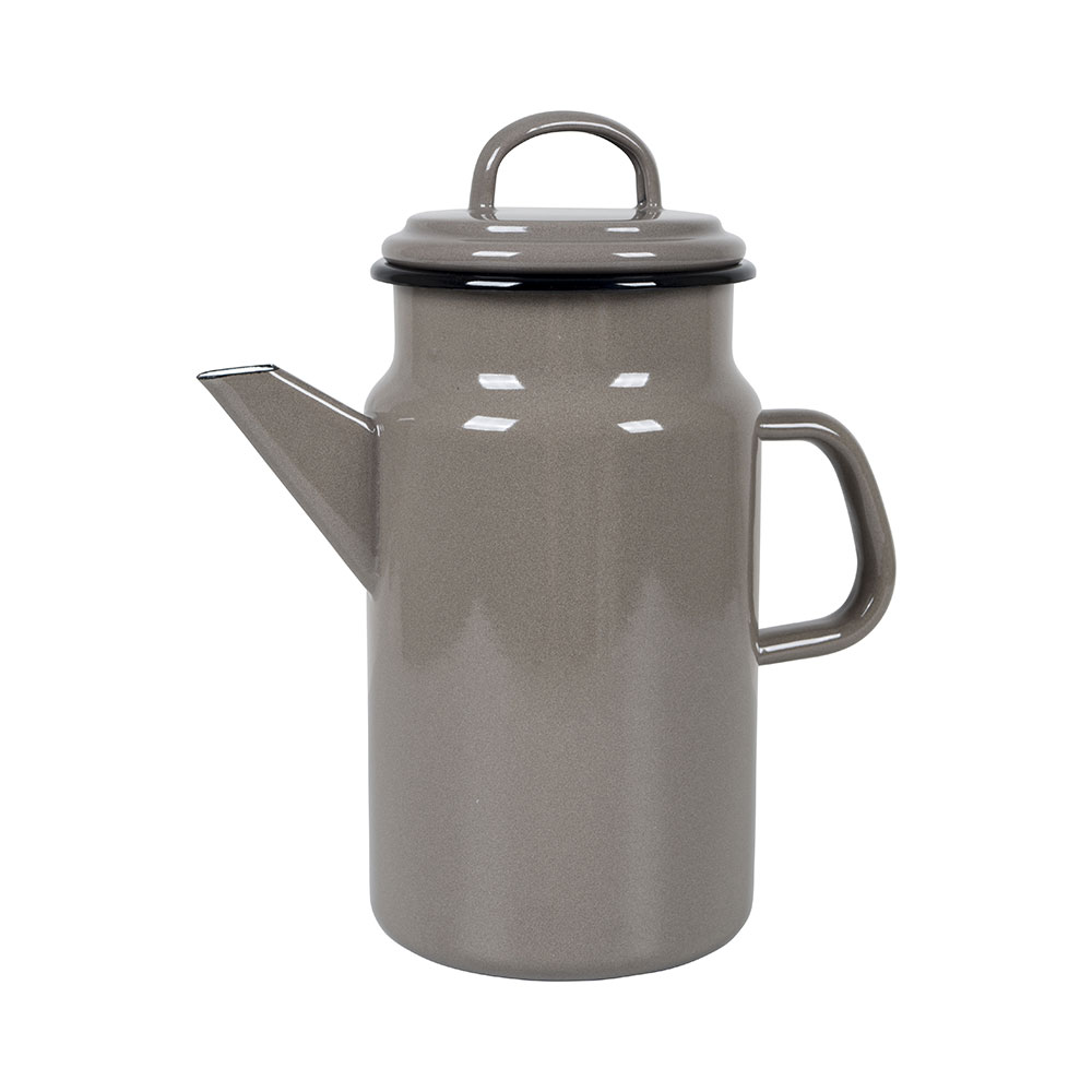 Bo-Camp Urban Outdoor Koffiepot 2L emaille