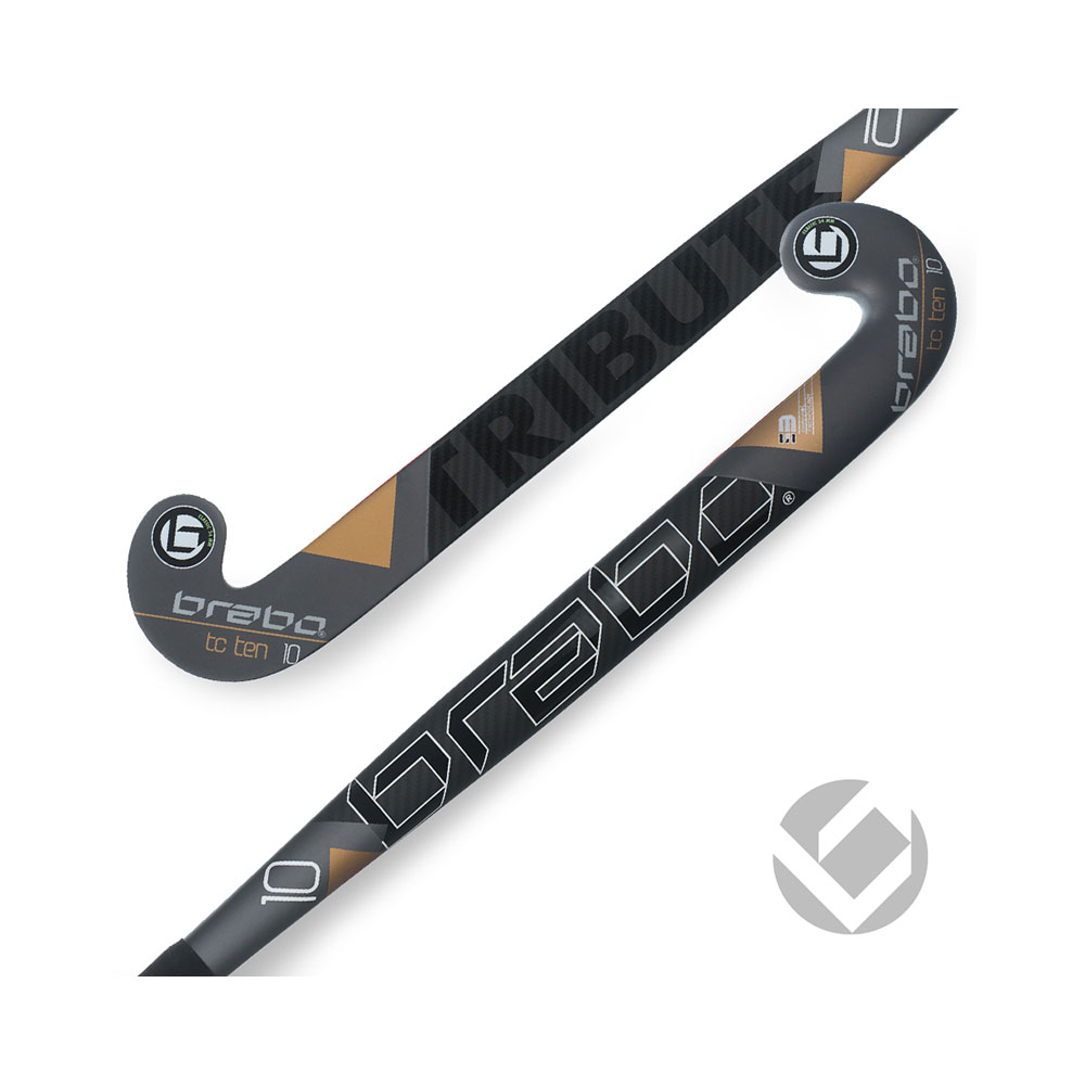 Brabo TC-10 LowBow hockeystick - indoor