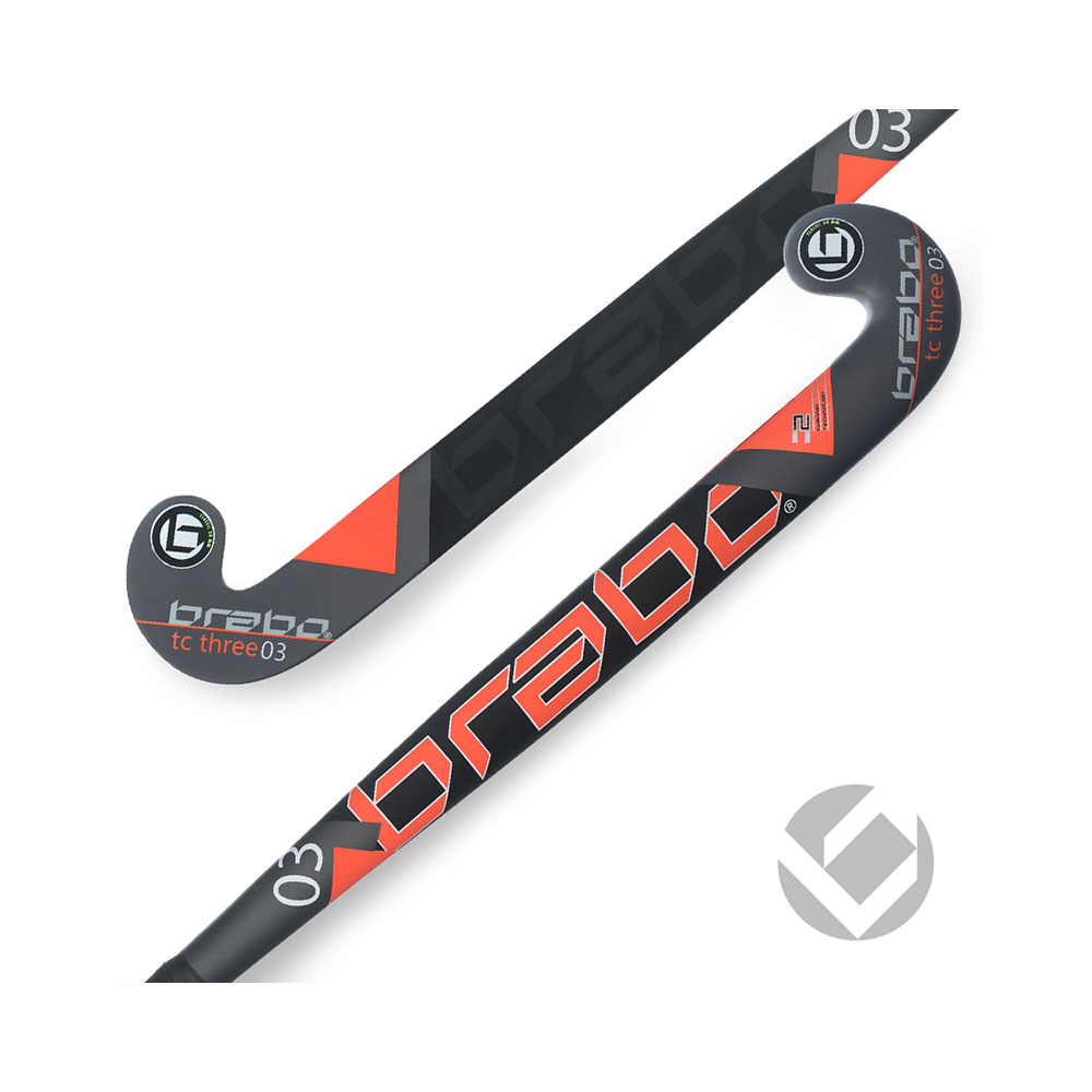 Brabo TC-3 hockeystick - indoor