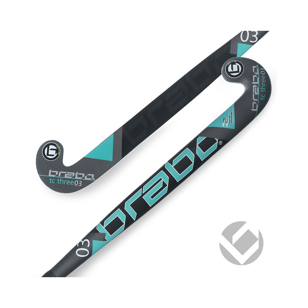 Brabo TC-3 hockeystick Jr - indoor