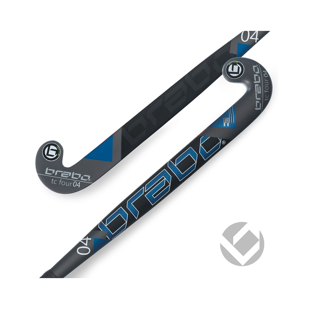 Brabo TC-4 hockeystick Jr - indoor