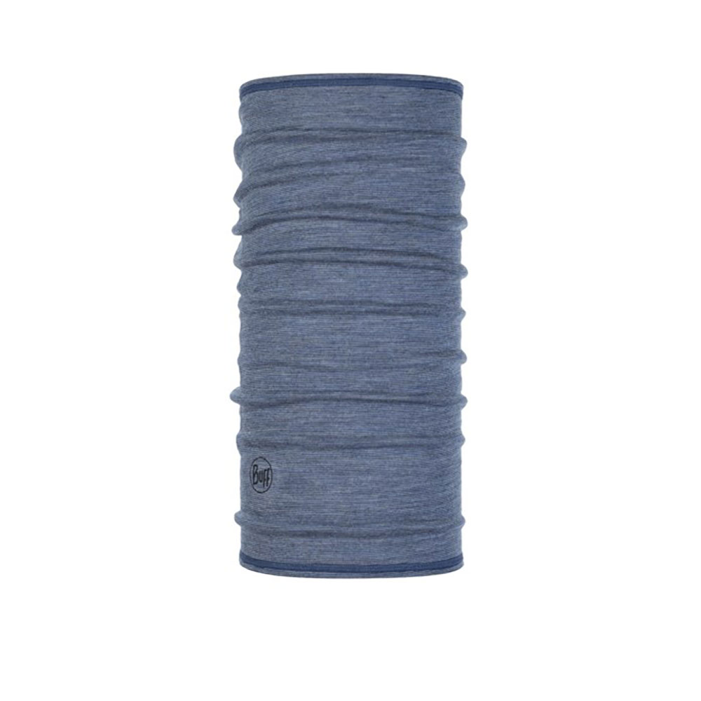 Buff 3/4 Lightweight Merino Wool Light Denim Multi