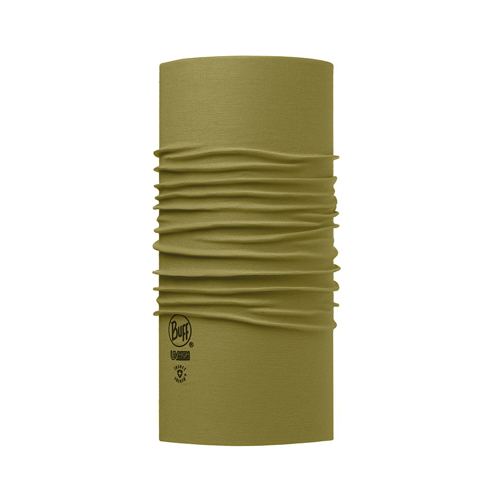 Buff High UV Solid Olive with Insect Shield
