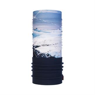 Buff Mountain Col. Polar M-Blank Blue Nekwarmer