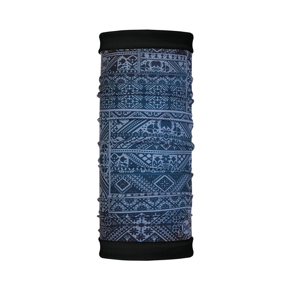 Buff Reversible Polar Eskor Dark Denim Nekwarmer