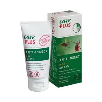 Care Plus Deet 30% Gel - 80ml