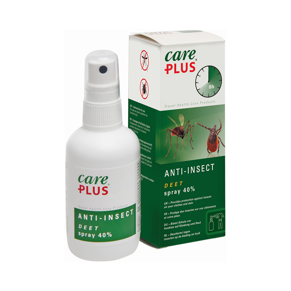 Care Plus Deet 40% Spray - 100ml