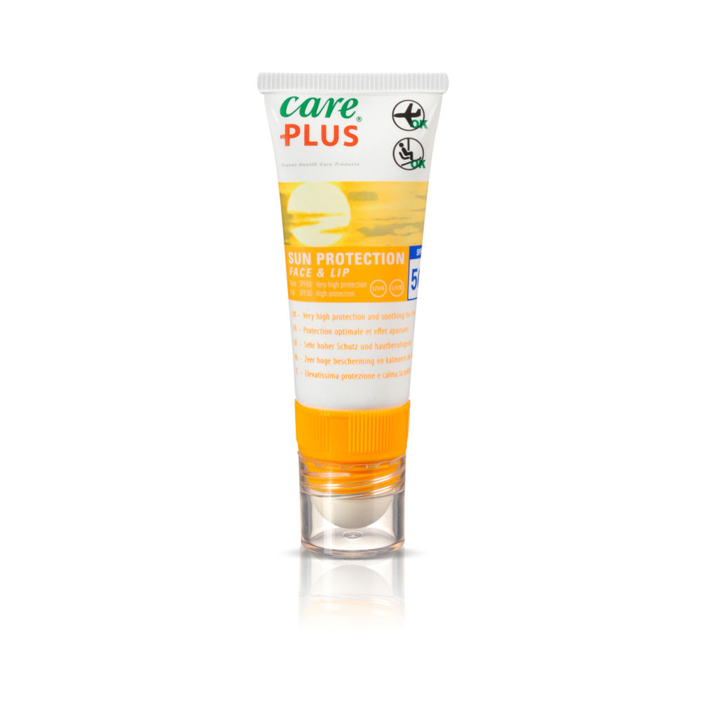 Care Plus Face&Lip SPF50 - 20ml