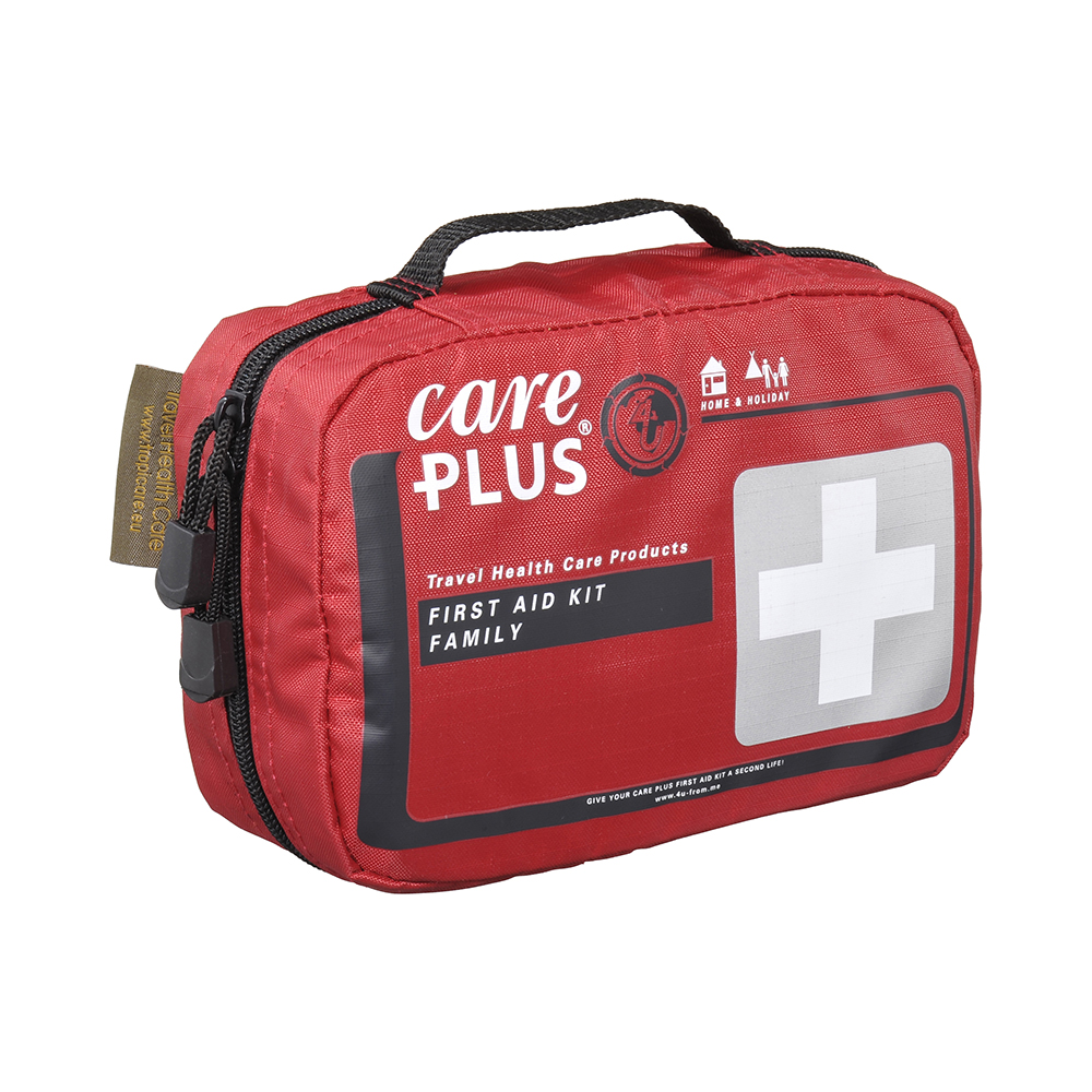 Care Plus First Aid Kit - Family