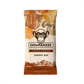 Chimpanzee Cashew Caramel Energy Bar