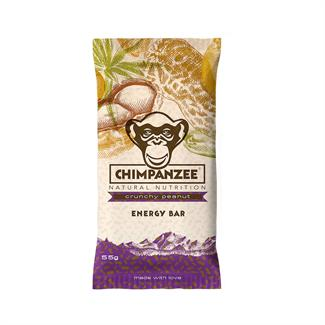 Chimpanzee Crunchy Peanut Energy Bar