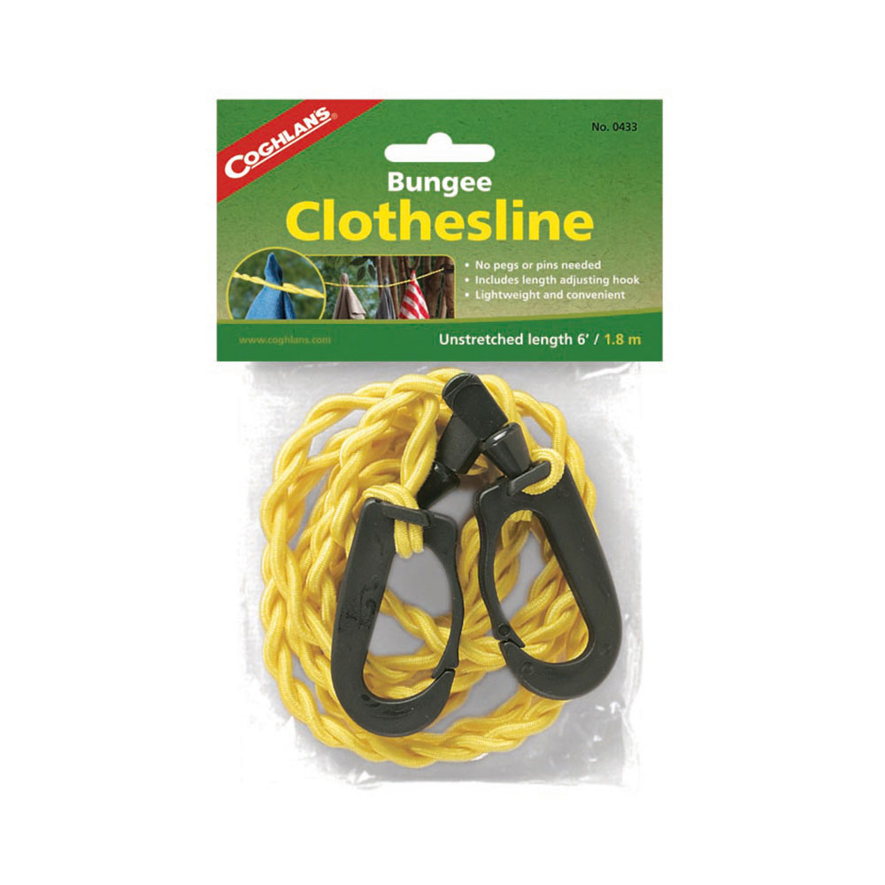 Coghlan's Bungee clothesline 1,8 m