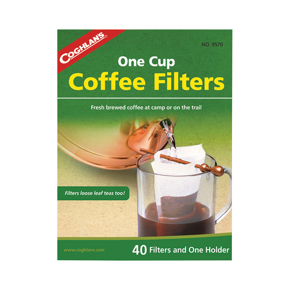 Coghlan's Coffee Filter for one cup