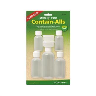 Coghlan's Contain-alls 8525