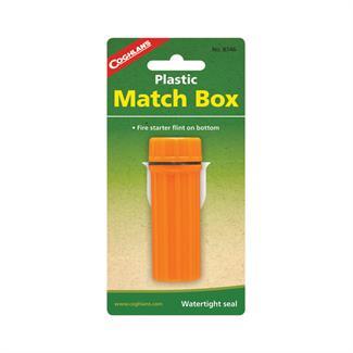 Coghlans Match Box plastic