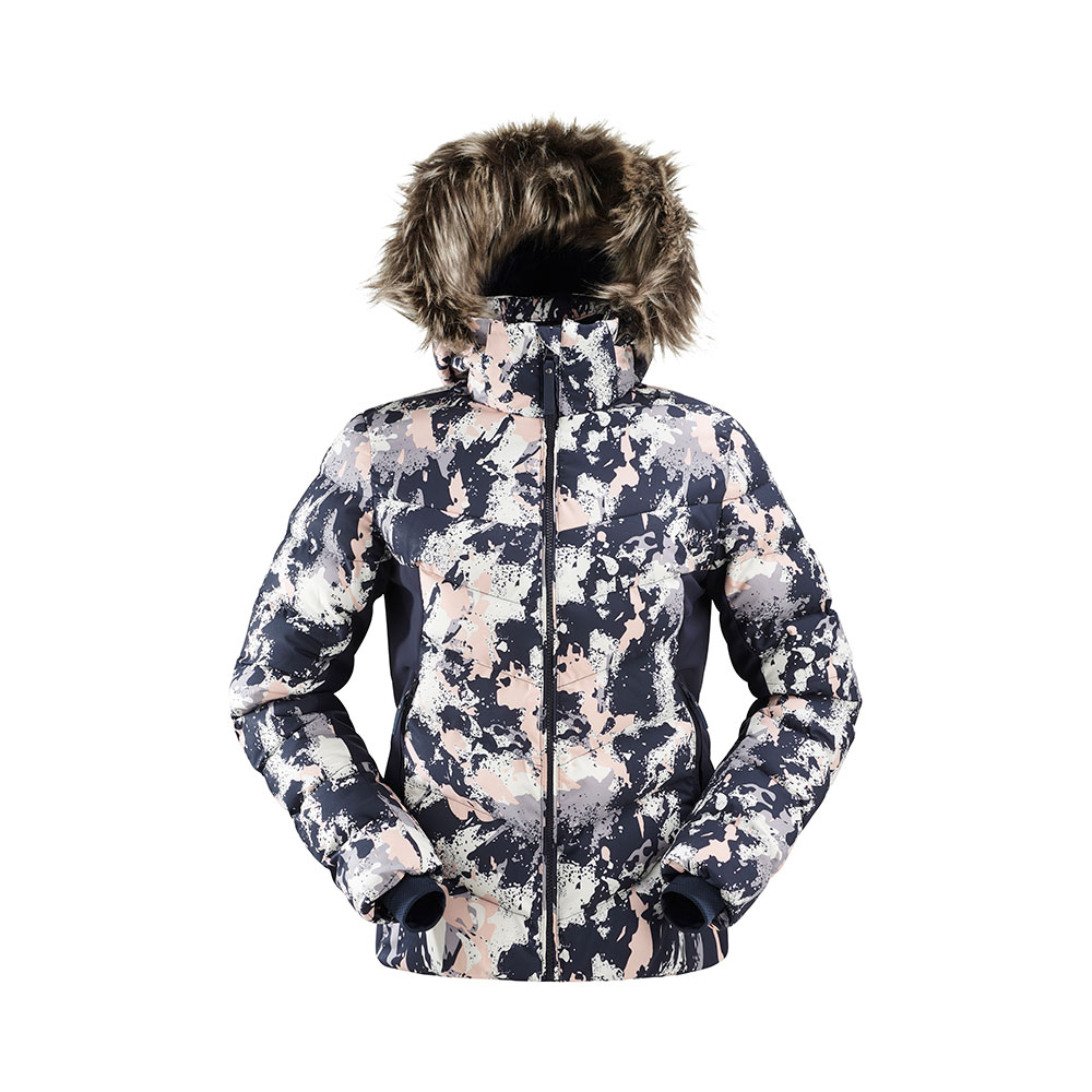 Eider W's Downtown Street Print Jacket